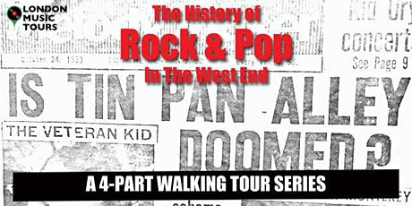 A History Of Rock & Pop In the West End tickets