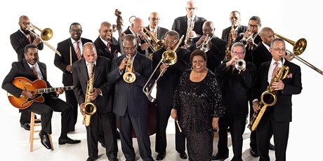 The Legendary Count Basie Orchestra: Directed by Scotty Barnhart tickets