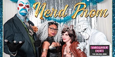 3rd Annual NERD PROM tickets