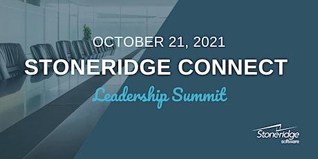 Stoneridge Connect Leadership Summit tickets