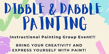 Instructional Painting Group Event tickets