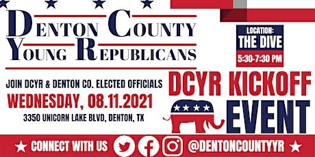 Denton County Young Republicans Kick-Off Event tickets