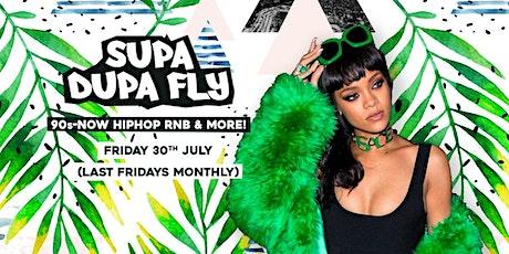 SUPA DUPA FLY x POW BRIXTON tickets