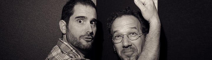 Charlie Hunter and Scott Amendola Duo image