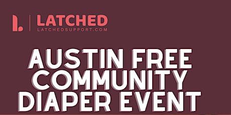 Austin Diaper Event tickets