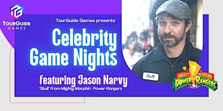 Celebrity Game Night featuring Jason Narvy tickets