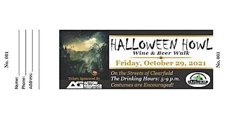 Halloween Howl tickets