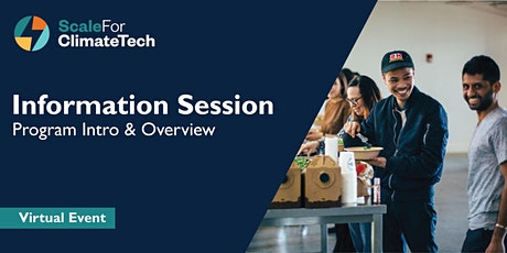 Information Session: Program Intro & Overview tickets