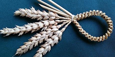 Corn dolly workshop (Beginners to intermediate) tickets