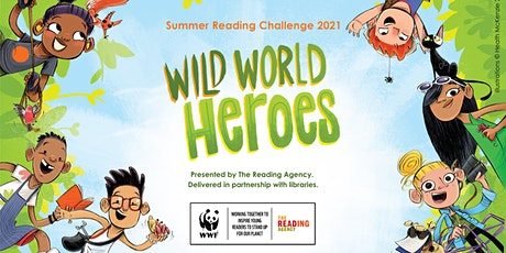 Wild World Heroes - Take Away Crafts from Bedlington Library tickets