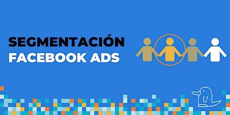 Segmentación en Facebook Ads entradas