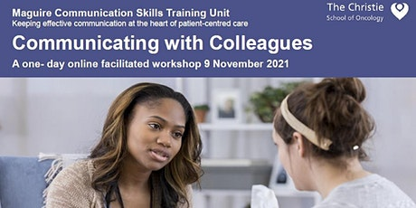 Communicating with Colleagues - November 2021 tickets