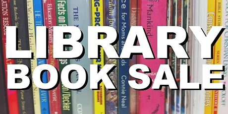 Camden Library Book Sale tickets