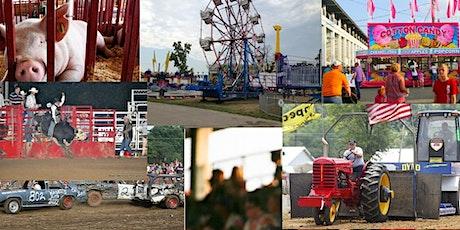 Butler County Fair General Admission Hamilton, Ohio tickets