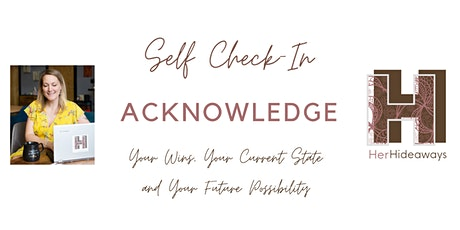 Self Check-In with Marcia Sheehan of HerHideaways tickets