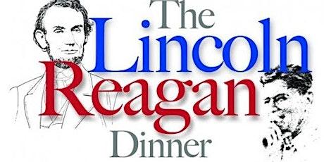 Lincoln - Reagan Dinner tickets