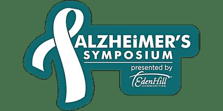 3rd Annual Alzheimer's Symposium boletos