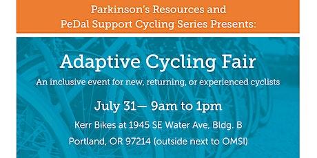 Adaptive Cycling Fair tickets