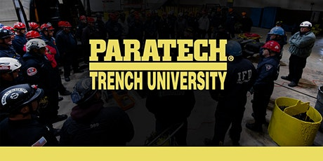 6th Annual Paratech Trench University tickets