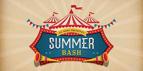 Summer Bash 2021 tickets