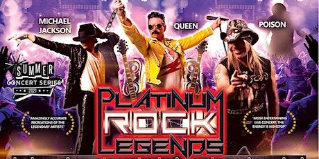 Platinum Rock Legends Concert tickets