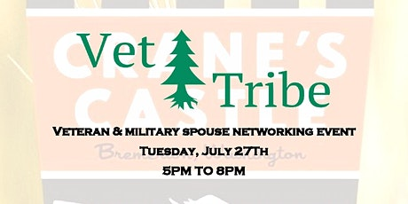 July 2021 Veteran, Military, and Spouse Networking Event tickets