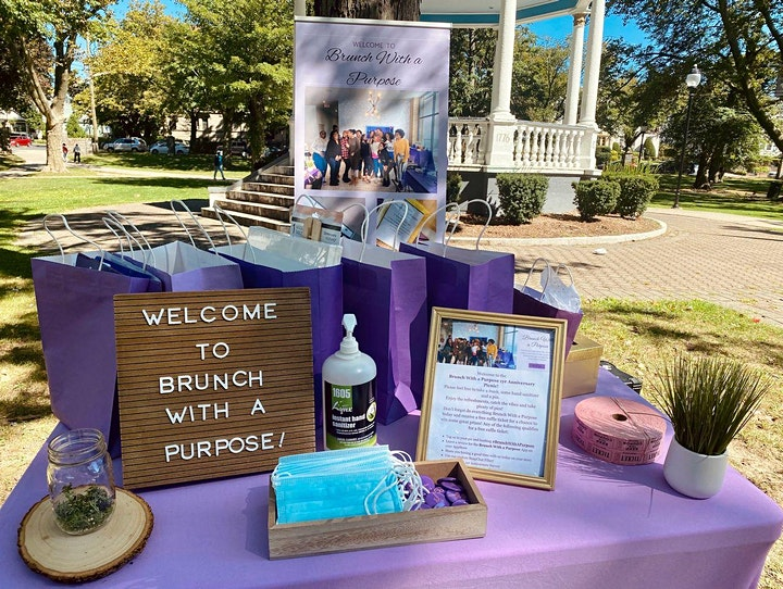 Brunch With a Purpose 1st Annual Fundraiser Cookout image