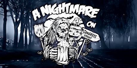 A Nightmare on Congress Street VIII ~ Halloween Themed Bar Crawl tickets