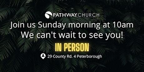 Pathway Church 10 AM Sunday Service tickets