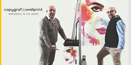IL PITTORE ROBOTICO dipinge in diretta - Arte e Tecnologia del XXI Secolo biglietti