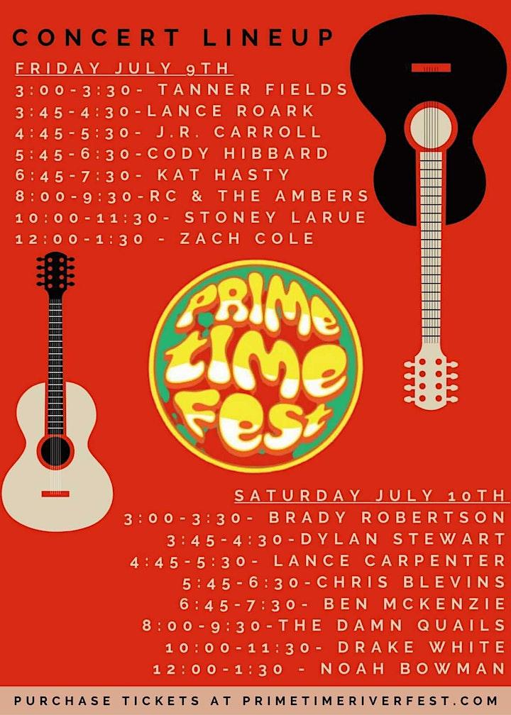 Primetime River Fest image
