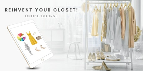 Course: Reinvent your Closet! tickets
