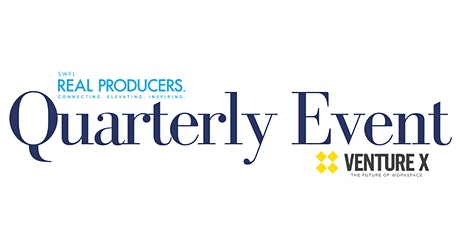 SWFL Real Producers Quarterly Event tickets