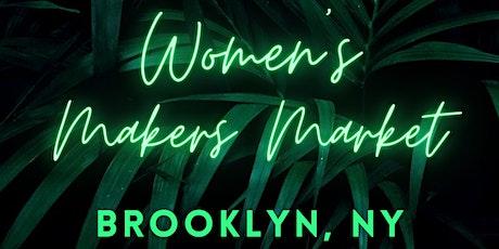 Brooklyn NY Women's Makers Market • Gurl 2 Girl tickets