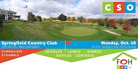 2021 Friends of the Homeless Benefit Golf Tournamement tickets