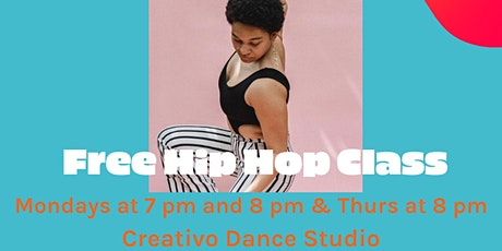 The Movement: Intro to Hip Hop [FREE CLASS] tickets