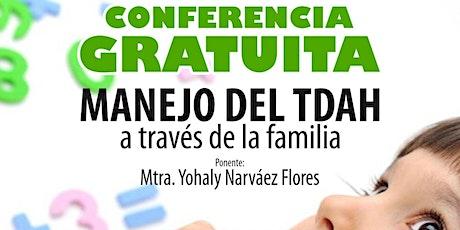 Conferencia Gratuita entradas