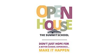 The Summit School -  Virtual Open House tickets