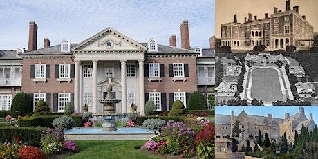 'The Pratt Family Estates of Long Island' Webinar tickets