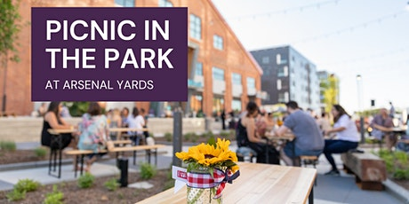 Friday Picnic in the Park tickets