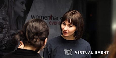 WomenHack -  Rio De Janeiro 07/27 (Virtual) tickets
