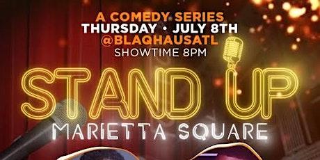 Stand Up Marietta Square tickets