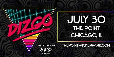 Dizgo wsg Philia (Live Band) tickets