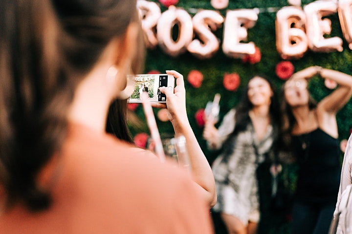 Rose Bebe ~ A Wine & Food Party image