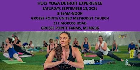 Holy Yoga Detroit Experience tickets