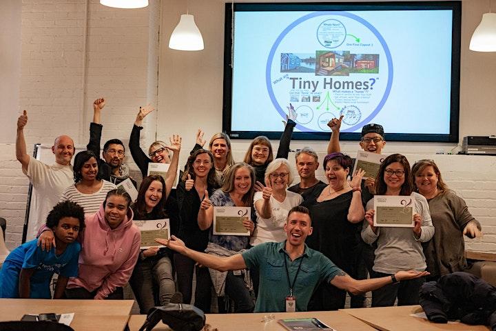 Calgary Tiny House Workshop image