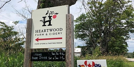 NFU SUMMER SOCIAL at HEARTWOOD FARM AND CIDERY tickets
