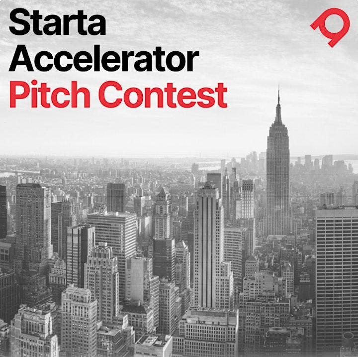 Pitch Contest - Tech Startups by Starta image