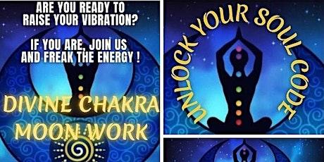 Divine Chakra Moon Workshop tickets