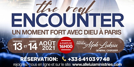 ENCOUNTER AMI France billets